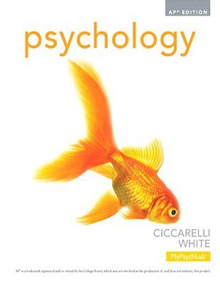 Ap Psychology Short Answer Free Essays - studymodecom